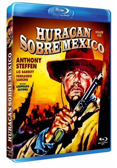 Huracán sobre México (Blu-ray) (Bd-R) (Killer Kid)
