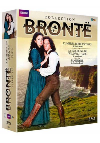 Pack Collection Bronte (Blu-ray)