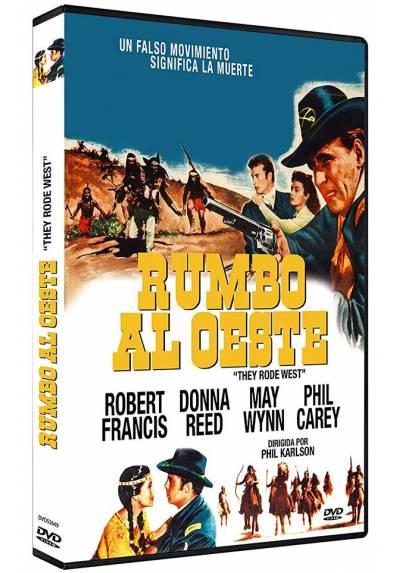 Rumbo al Oeste (They Rode West)