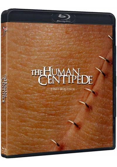El Ciempies Humano 1 (Blu-ray) (The Human Centipede - First Sequence)