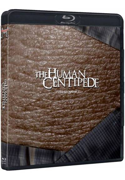 El Ciempies Humano 2 (Blu-ray) (The Human Centipede 2 - Full Sequence)