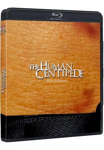 El Ciempies Humano 3 (Blu-ray) (The Human Centipede 3 - Final Sequence)
