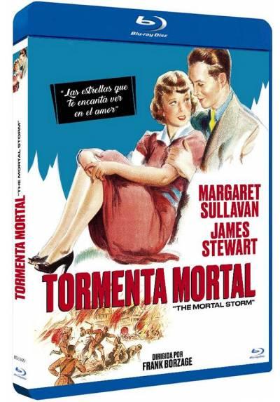 Tormenta mortal (Blu-ray) (The Mortal Storm)