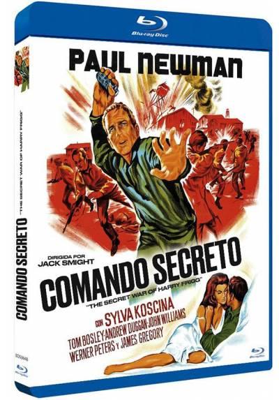 Comando secreto (Blu-ray) (The Secret War of Harry Frigg)