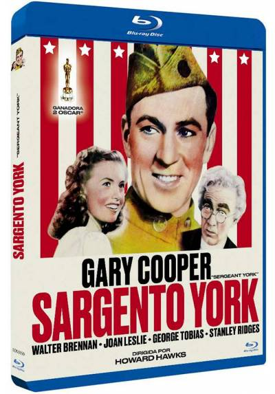 Sargento York (Blu-ray) (Sergeant York)
