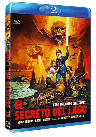 El secreto del lago (Blu-ray) (Frog Dreaming) (The Quest)