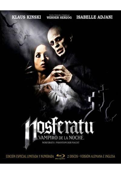 Nosferatu, El Vampiro De La Noche (Blu-ray - 2 Versiones) (Nosferatu: Phantom Der Nach)