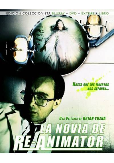 copy of Re-Animator (Ed. Especial) (Blu-ray)