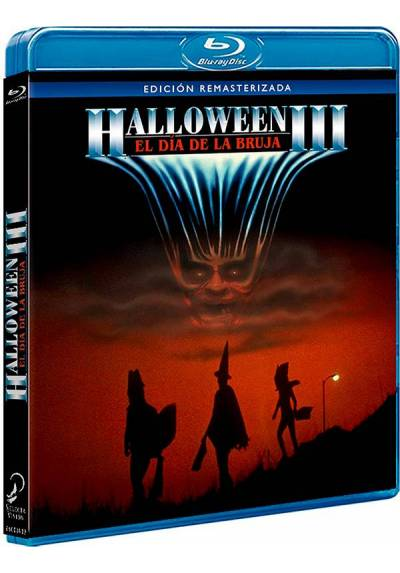 Halloween III : El Dia De La Bruja (Blu-Ray) (Halloween III: Season Of The Witch)