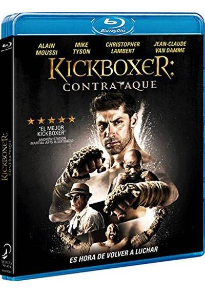 Kickboxer: Contrataque (Blu-ray) (Kickboxer: Retaliation)