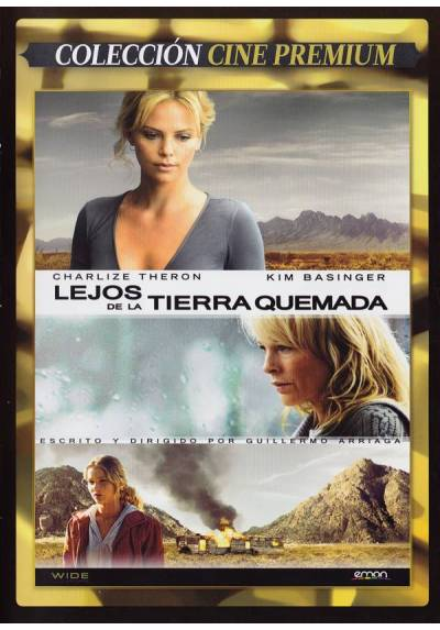 Lejos De La Tierra Quemada (The Burning Plain) (Estuche Slim)