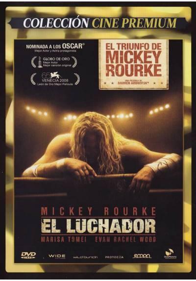 El Luchador (The Wrestler) (Estuche Slim)