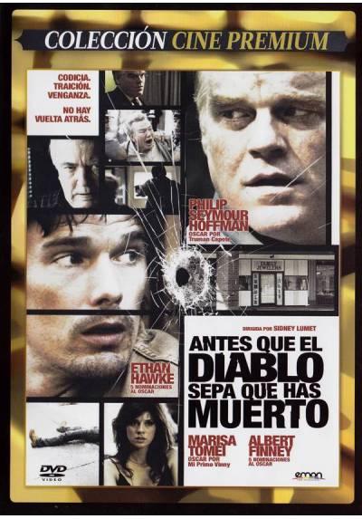 Antes Que El Diablo Sepa Que Has Muerto (Before The Evil Knows You´re Dead) (Estuche Slim)