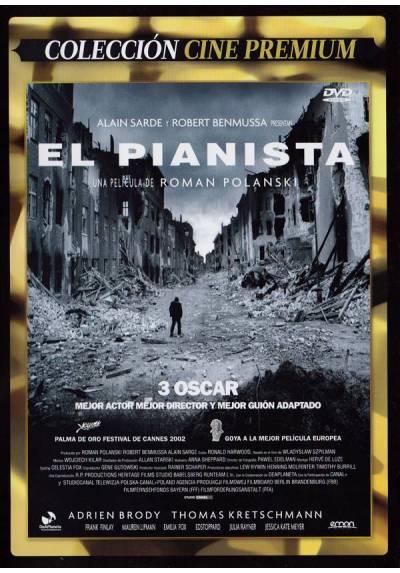 El Pianista (The Pianist) (Estuche Slim)