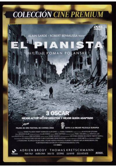 copy of El Pianista (The Pianist)