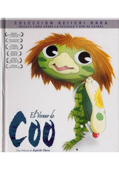 El Verano De Coo (Ed. Digibook) (Blu-Ray + DVD) (Kappa No Ku To Natsu Yasumi)