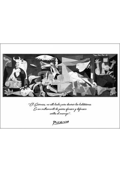El Guernica - Picasso (POSTER 45x32)