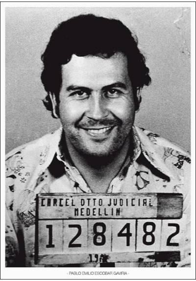 Pablo Escobar (POSTER 32x45)