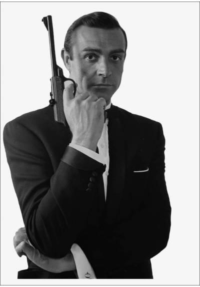 James Bond 007 - Sean Conery (POSTER 32x45)