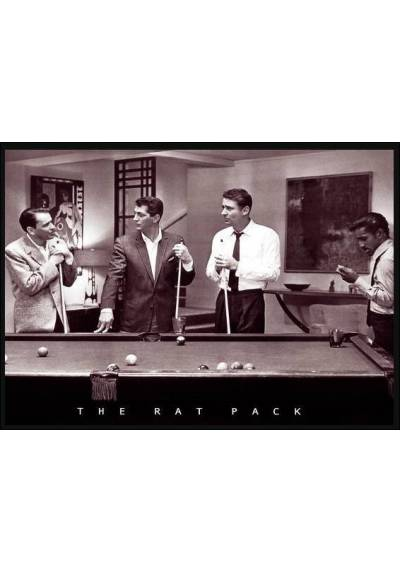 The Rat Pack - Oceans 11 (POSTER 45x32)