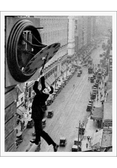 Harold Lloyd (POSTER 32x45)