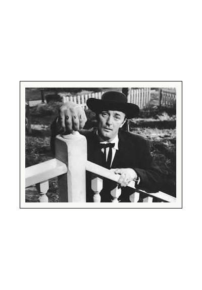 La noche del Cazador - Robert Mitchum (POSTER 45x32)