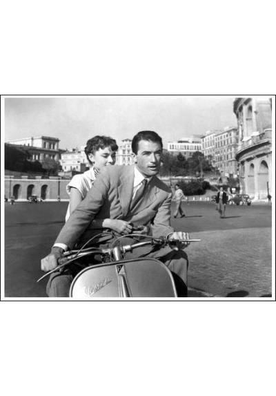 Vacaciones en Roma (POSTER 45x32)