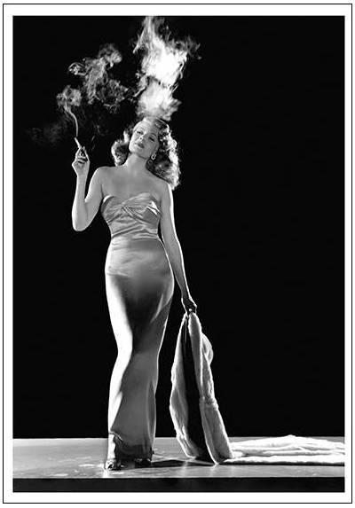 Gilda - Rita Hayworth (POSTER 32x45)