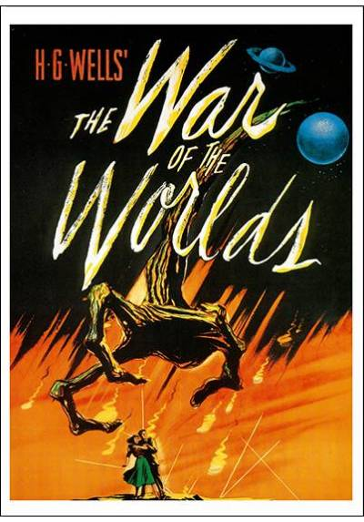 La Guerra de los Mundos (POSTER 32x45)