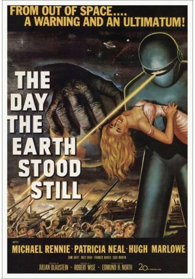 Ultimatum a la Tierra (POSTER 32x45)