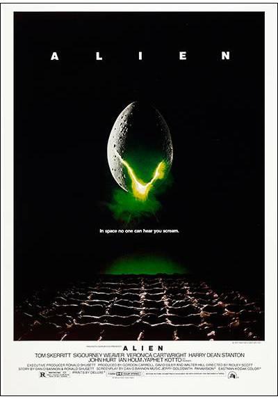 Alien el Octavo Pasajero (POSTER 32x45)