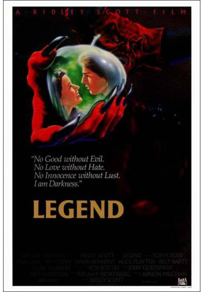 Legend - Tom Cruise y Mia Sara (POSTER 32x45)