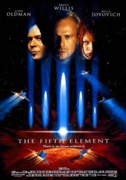 El Quinto Elemento - Personajes (POSTER 32x45)