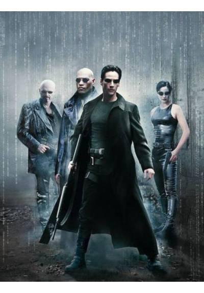 Matrix - Personajes (POSTER 32x45)