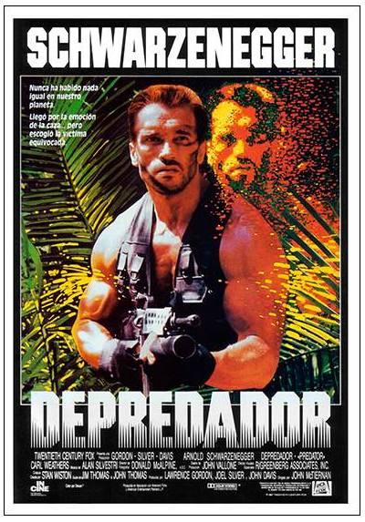 Depredador (POSTER 32x45)