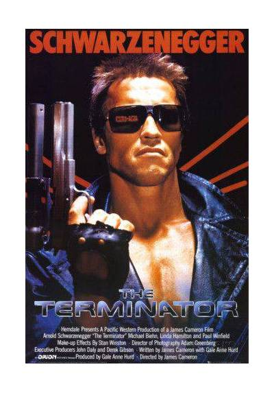 Terminator (POSTER 32x45)