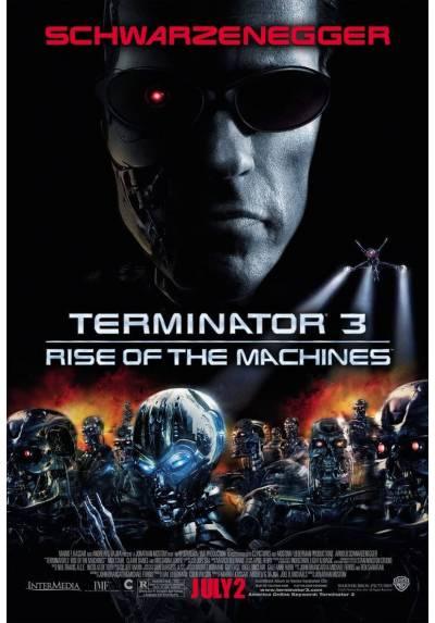 Terminator 3: La rebelión de las máquinas  (POSTER 32x45)