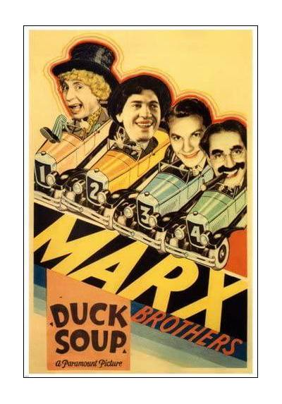The Marx Brothers - Duck Soup 2 (POSTER 32x45)