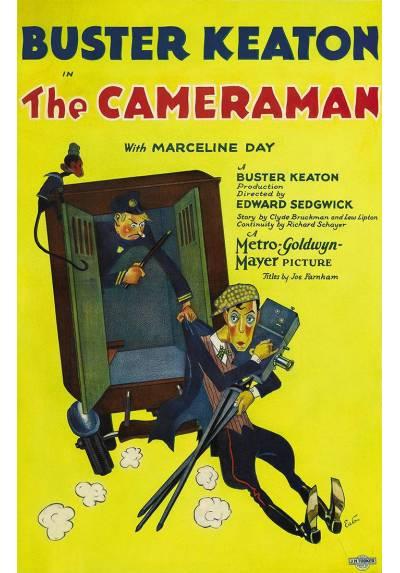 The Cameraman - El Cameraman (POSTER 32x45)