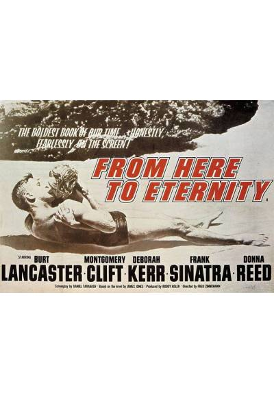 Marlon Brando - From Here to Eternity - De aquí a la eternidad  (POSTER 45x32)