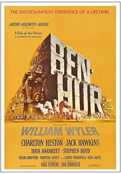 Ben Hur  (POSTER 32x45)