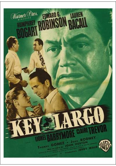 Key Largo - Cayo Largo (POSTER 32x45)