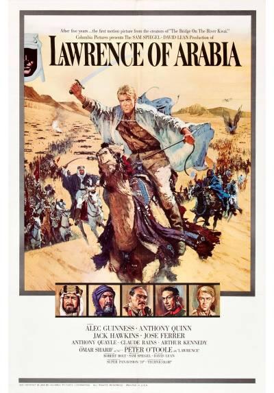 Lawrence of Arabia - Lawrence de Arabia (POSTER 32x45)