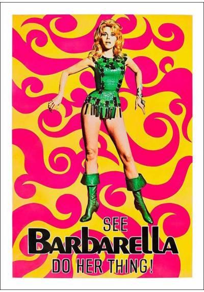 Barbarella (POSTER 32x45)