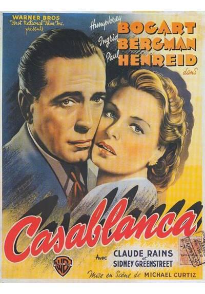 Casablanca (POSTER 32x45)