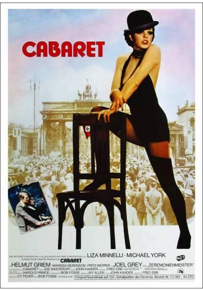Cabaret - Liza Minnelli (POSTER 32x45)