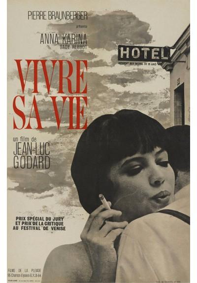 copy of Vivre sa Vie (Vivir su vida) (POSTER)