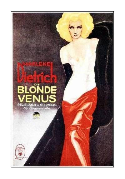 Blonde Venus - La Venus rubia (POSTER 32x45)