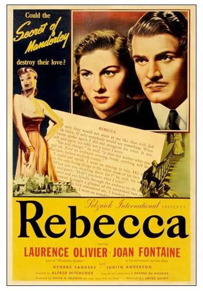Rebecca (POSTER 32x45)