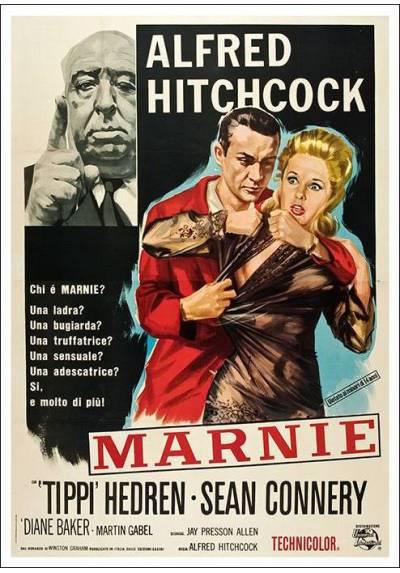 Marnie - Marnie la ladrona (POSTER 32x45)